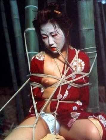Andres Serrano, History of Sex (Bondage in Kyoto (1996) Photo: artnet
