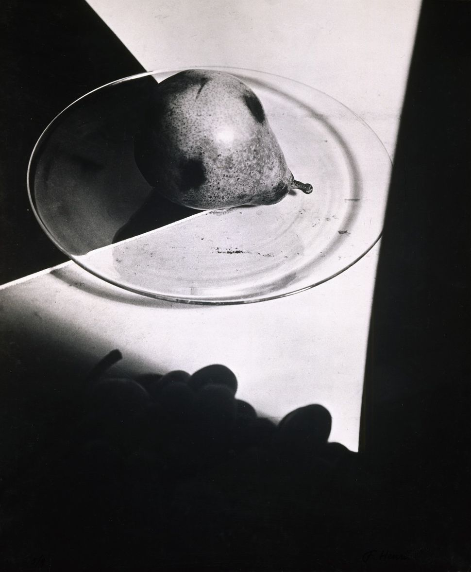 Still Life Composition 1931 Florence Henri Gelatin silver print period, 45.9 x 37.7 cm.  Private collection, courtesy Archive