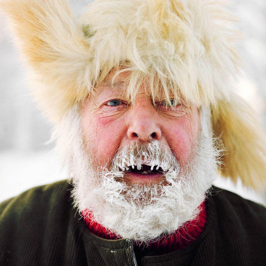 Life on the line. Hans Bengtson. Jokkmokk, Sweden, 2010
