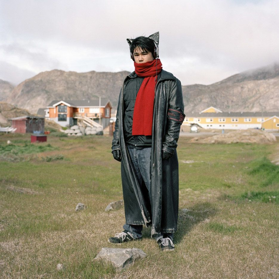 Life on the line. Pavia. Sisimiut, Greenland, 2013