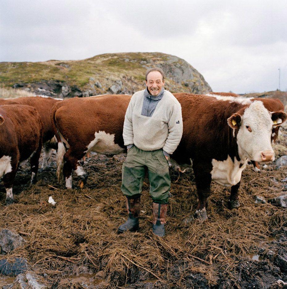 Life on the line. Roger Møen. Træna, Norway, 2007