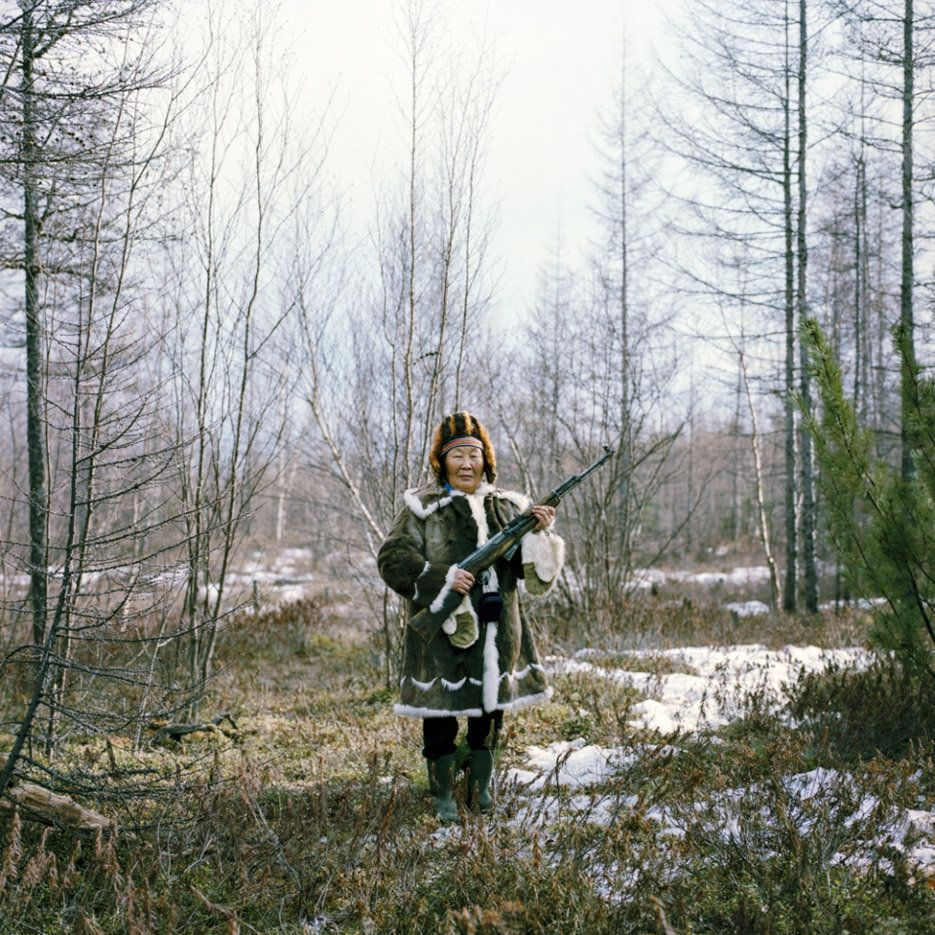 Life on the line. Maria Ivanova. Zhigansk, Russia, 2013
