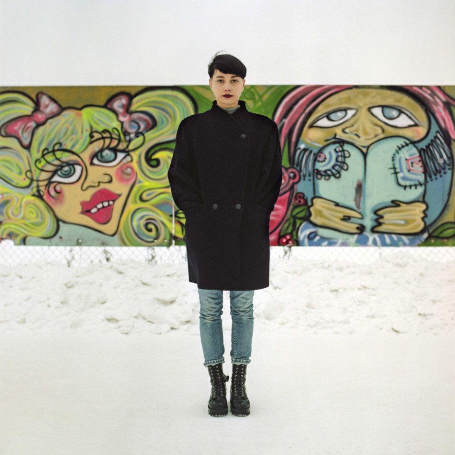Life on the line. Maria Manninen. Rovaniemi, Finland, 2013
