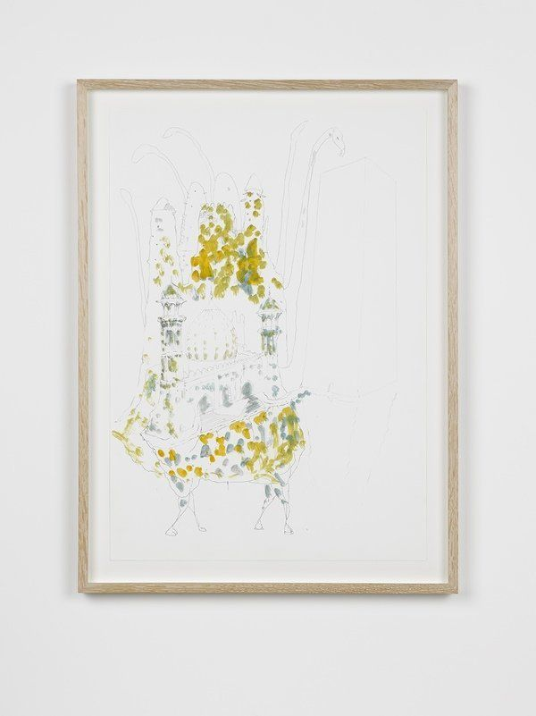 Wael Shawky, Dictums: drawing 15 (2014).  Photo: Courtesy of Lisson Gallery.