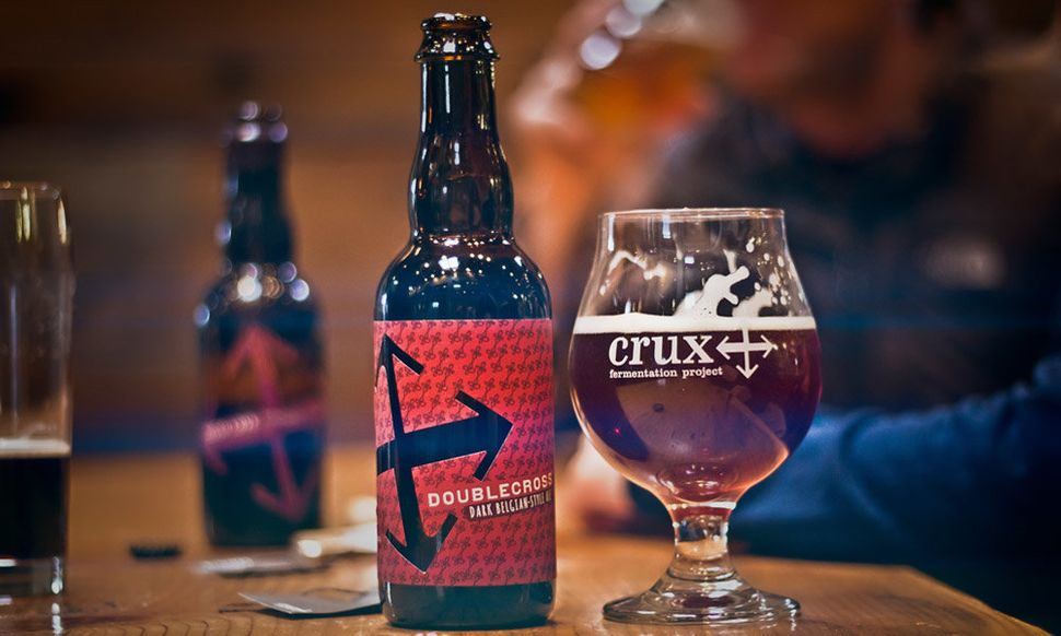 TBD Agency for Crux Fermentation Project, Photo by Tyler Rowe