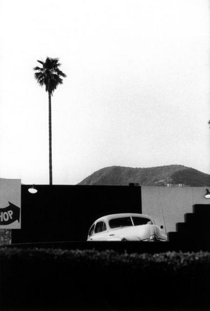 Hollywood, California, 1956