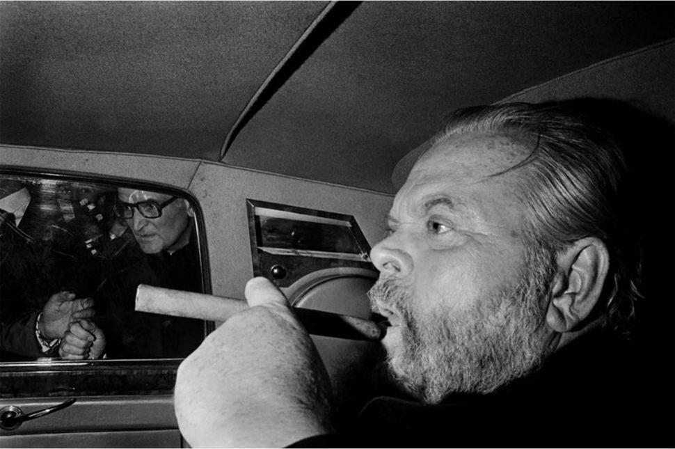 Orson Welles, 1982