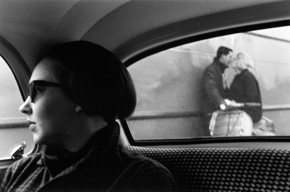 On a Dutch Ferry, 1958. Courtesy Galerie Esther Woerdehoff