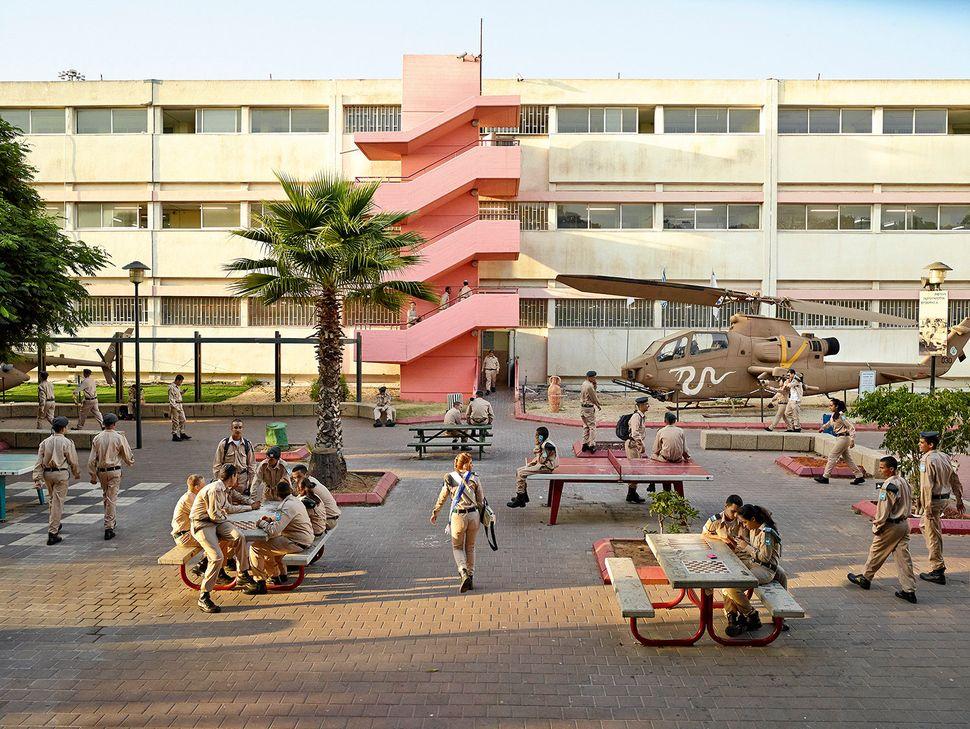 Lycée Holtzl, Tel Aviv, Israel