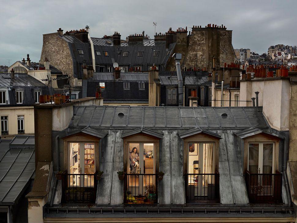 Bis rue de Douai, Paris, 9e. 19 maggio 2013 (Courtesy Galerie Esther Woerdehoff)