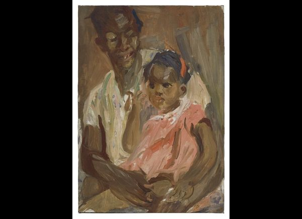 "Alice Neel, ""Mother and Child,"" 1926"