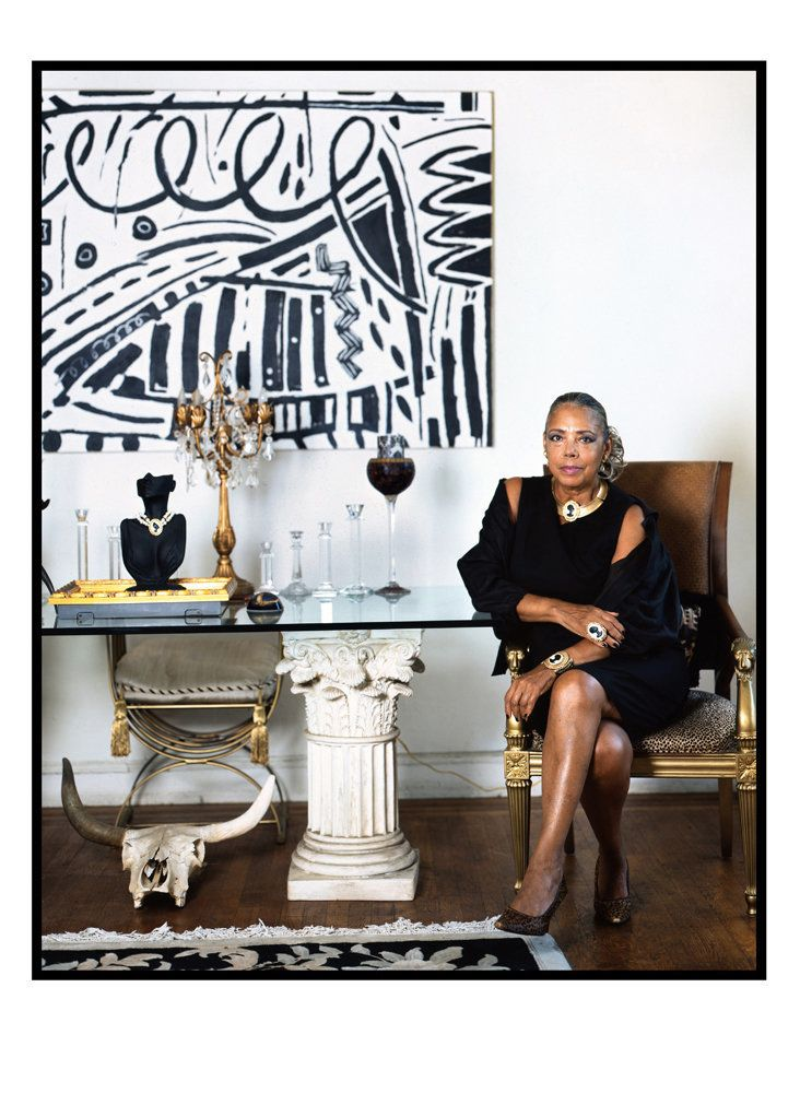 Coreen Simpson (73) is a noted photographer and jewelry designer in New York City.