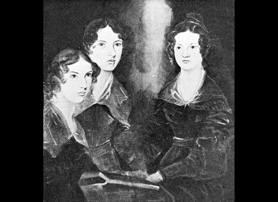 Keeping it in the family, the three talented Brontë sisters published their writing under the surname Bell. Emily published <