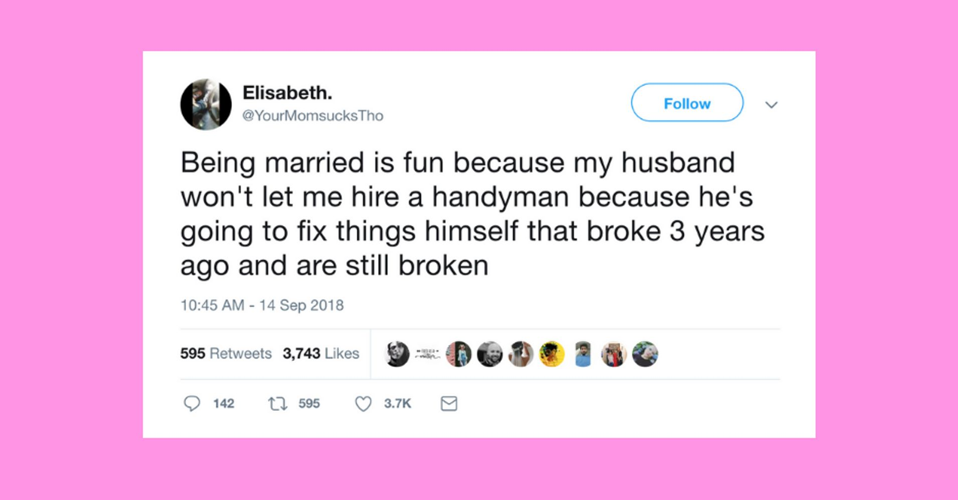 26 Comically Accurate Tweets That Show What Marriage Is