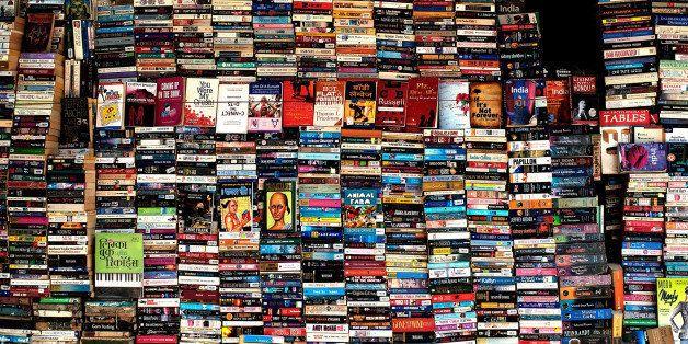 Street Bookstore, India.