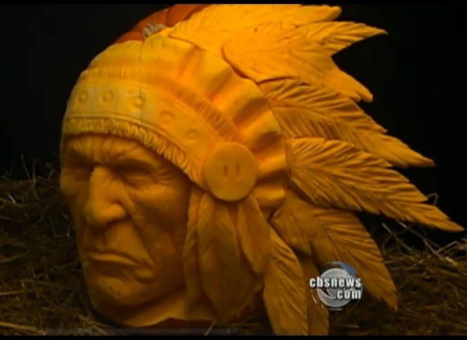 Chief by Ray Villafane
