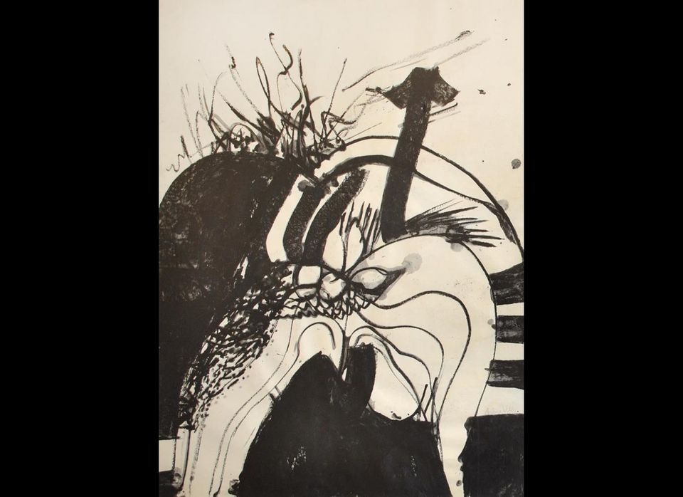 Hannah Wilke, <em>Untitled</em>, early 1960s