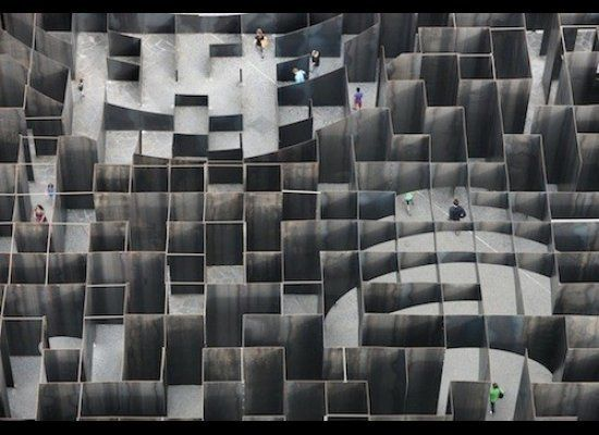 Artist: Gijs Van Vaerenbergh (http://www.gijsvanvaerenbergh.com) Structural engineering: Bollinger+Grohmann (http://www.bolli