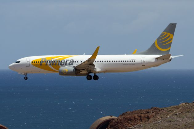Passengers Stranded After Budget Airline Primera Air