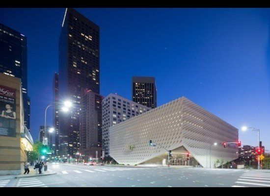 photo by Iwan Baan, courtesy of The Broad and Diller Scofidio + Renfro.