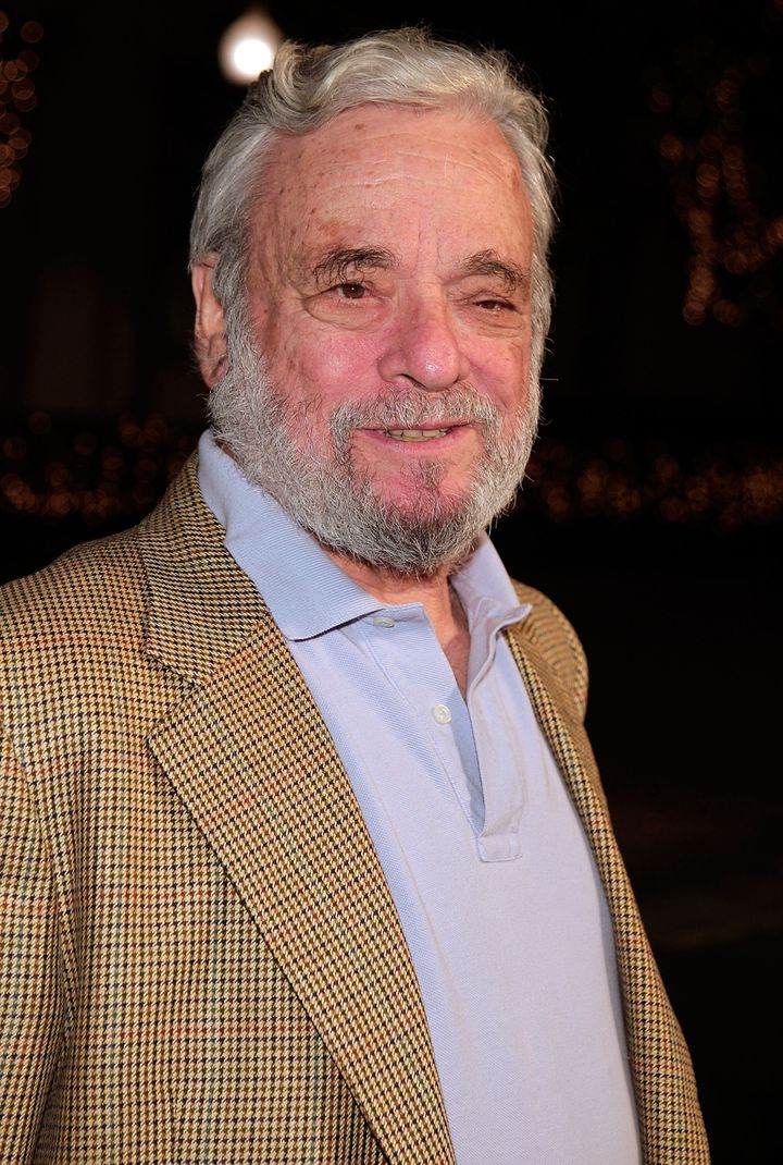 Sondheim's Lyrics: Rhymes, Reasons and Religion | HuffPost