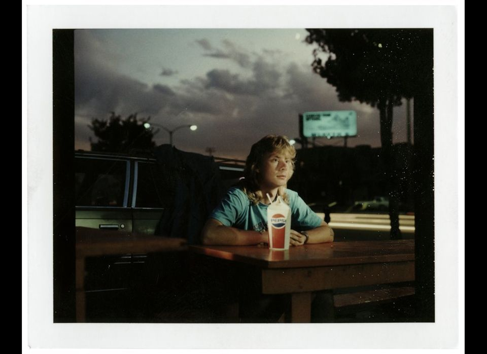 Philip-Lorca diCorcia, <em>Untitled</em>, n.d., Polaroid, Courtesy the Artist, Sprüth Magers Berlin London and David Zwirner
