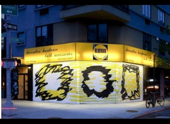 "We will start with Art Production Fund's very own project: ""After Hours: Murals on the Bowery"" (in collaboration with The New"