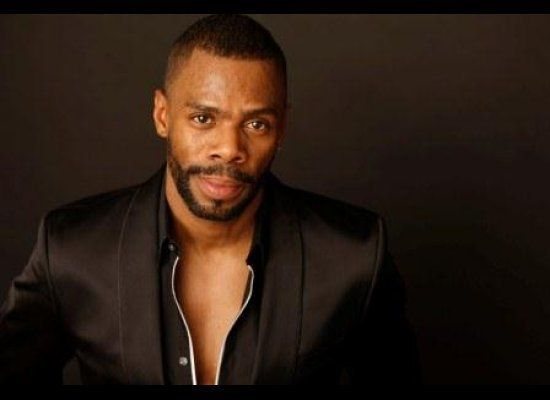 <em>The multitalented Colman Domingo workshops his new play, </em><em>Wild With Happy,</em>  at the TheatreWorks' 10th Annual