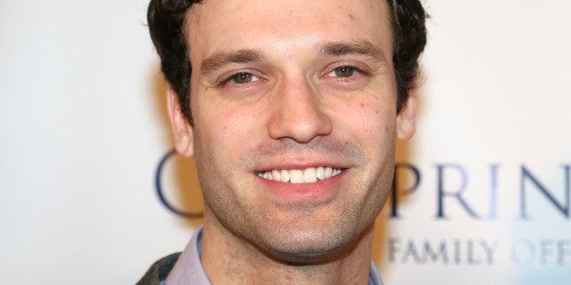 NEW YORK, NY - MAY 16:  Jake Epstein attends the 80th Annual Drama League Awards Ceremony and Luncheon at Marriot Marquis Tim