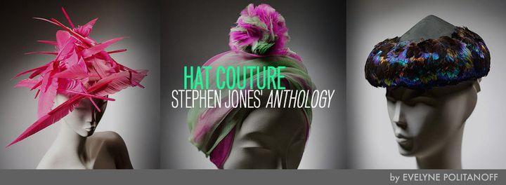 da7b5b21a3e Hats  An Anthology by Stephen Jones