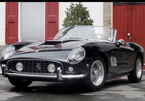 Vintage Ferrari Spyder Sold For Highest Price Ever At Car