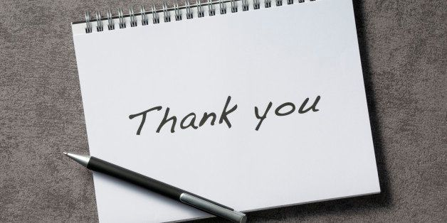 thank you notes for businesses