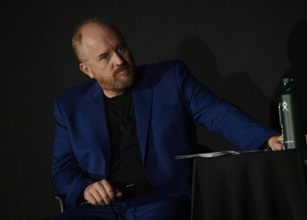 Louis C.K. in New York City in September 2017, before he admitted to multiple instances of sexual