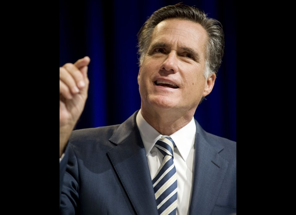 As Massachusetts governor, Romney voiced support for slot machine parlors to shrink a $3 billion deficit. He later opposed th
