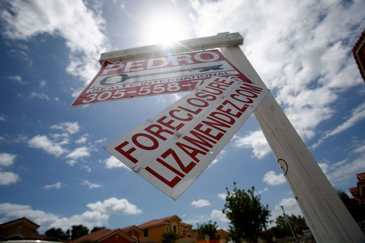 Foreclosure Crisis: The Twisted World Of Mortgage Lender Error