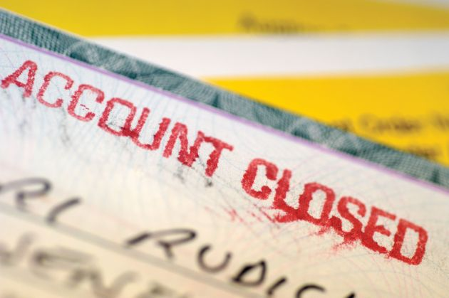 Bank Accounts Are Hard To Close, And Even Harder To Keep ... on