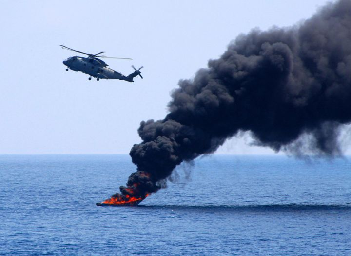 The Rise of Private Maritime Security Companies | HuffPost