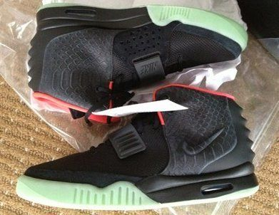 Kanye West s Nike Air Yeezy II Shoes Sell For  93 fa53f3d30