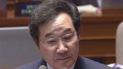 이 총리가 한국당 의원의 저돌적 대정부질문을 3회 연속