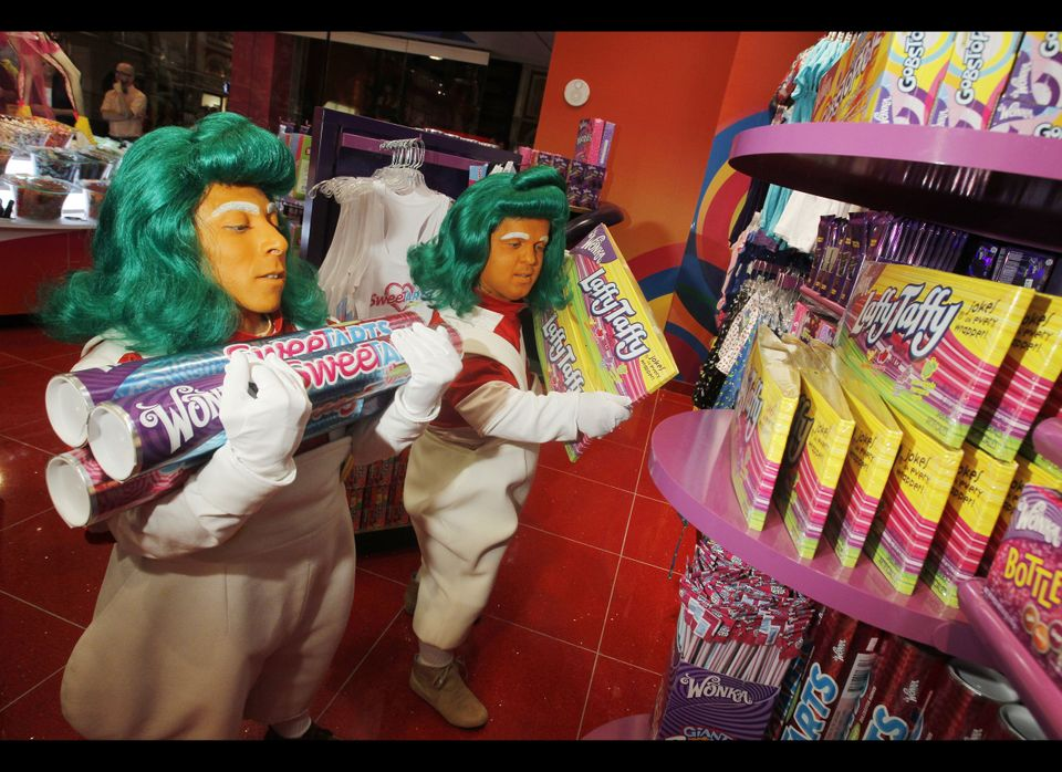 Wonka Candy has been around since 1971, produced to coincide with the release of the film <em>Willy Wonka & The Chocolate Fac