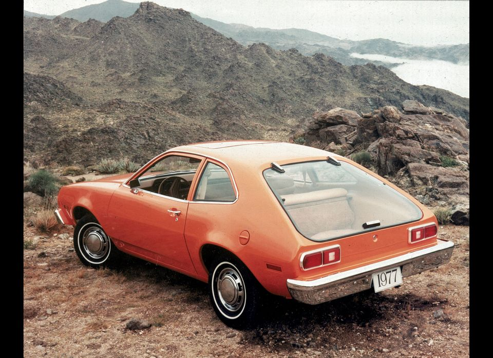 The Ford Pinto may well have been an iconic car, but that didn't stop Brazilians from turning the product away. You see, 'pin