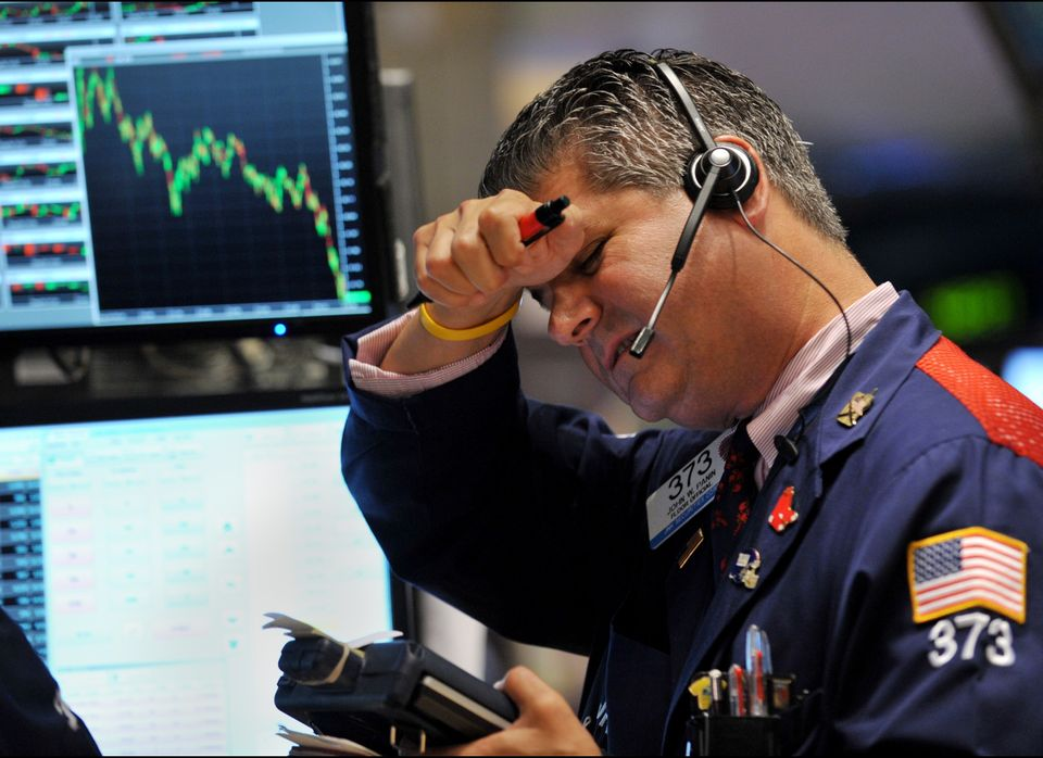 Dow Jones drops 513 points, or 4.3 percent