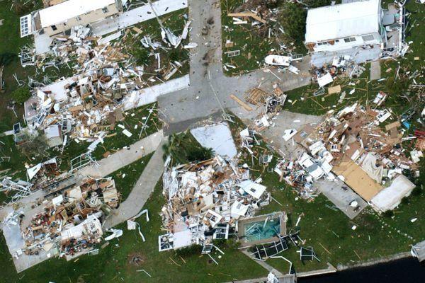 "Date of storm: Aug. 13-14, 2004  U.S. areas affected: Florida, North Carolina, South Carolina   (Source: <a href=""http://www."