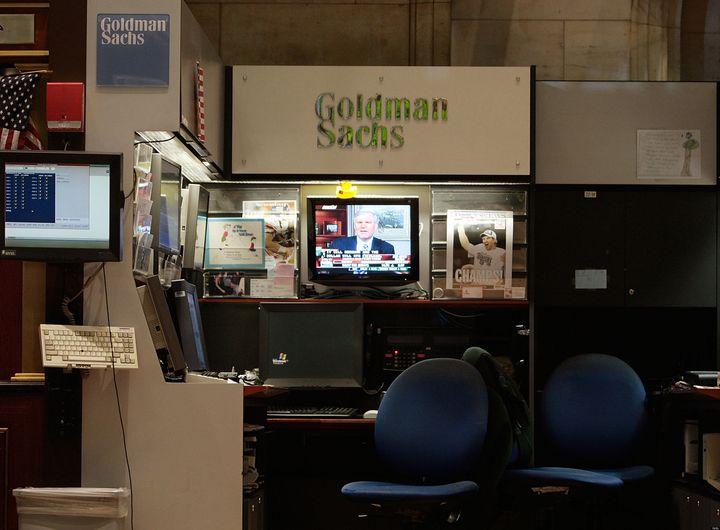 Government Sachs: Goldman's Close Ties To Washington Arouse