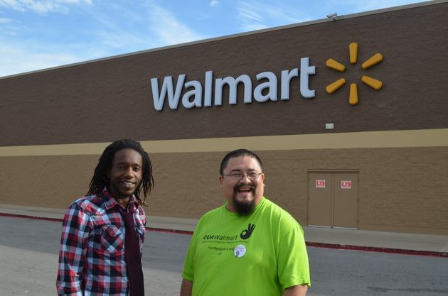 Walmart Protesters Tweet Pictures Of Black Friday Protests Photos Huffpost