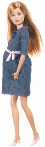 "Barbie's <a href=""http://www.amazon.com/Barbies-Friend-Midge-Pregnant-Tummy/dp/B0006M1ANI/ref=sr_1_1?ie=UTF8&keywords=pregnan"