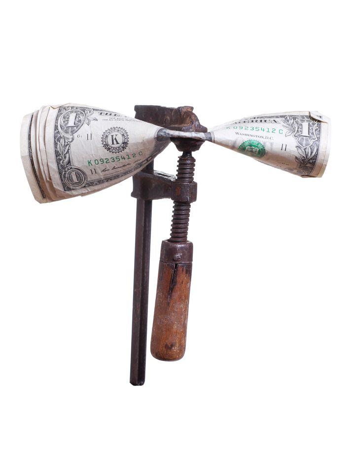 dollars under pressure in old...