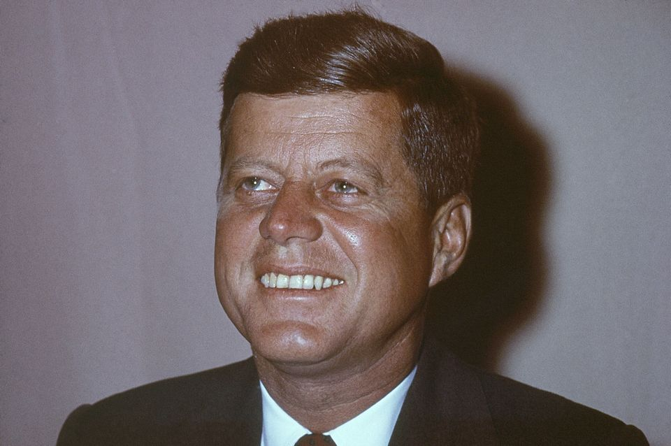 <strong>Net worth:</strong> $1 billion (never inherited his father's fortune) <strong>In office:</strong> 1961 to 1963 <stron