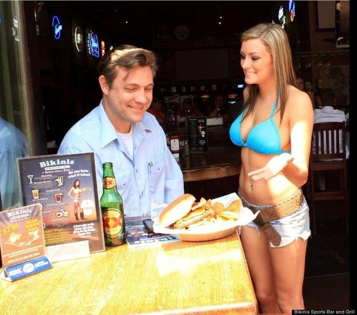 'Breastaurant' Trademarked By Bikinis Sports Bar & Grill Owner