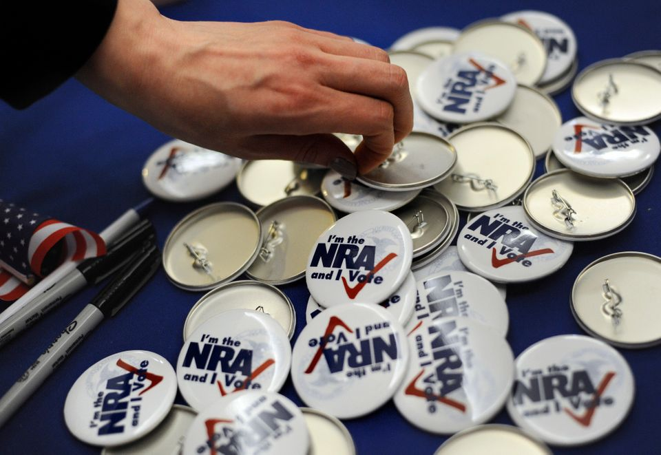 "The National Rifle Association spent between <a href=""http://www.policymic.com/articles/11823/james-eagan-holmes-gun-control-"
